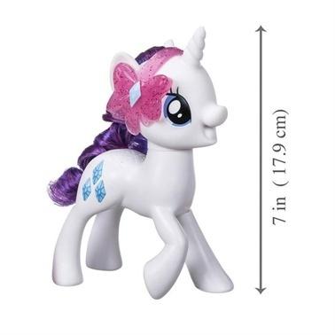 My Little Pony My Little Pony Konuşan Arkadaşım Rarity Renkli